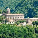 Subiaco monastero di Santa scolastica