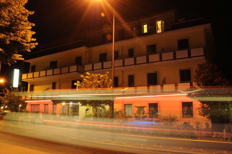 Esterno Hotel Il Corallo Fiuggi Terme